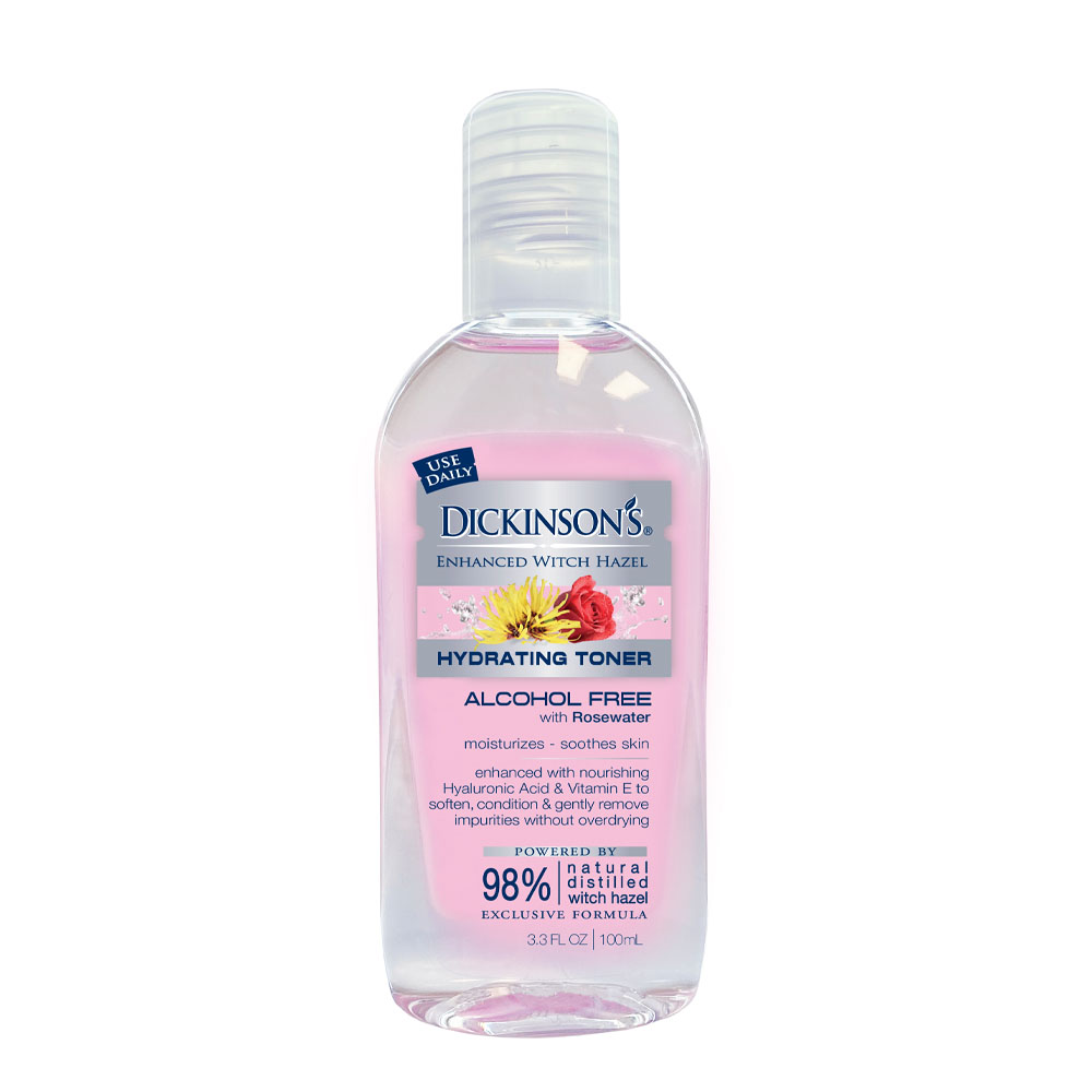 Dickinson's Witch Hazel Hydrating Toner With Rosewater